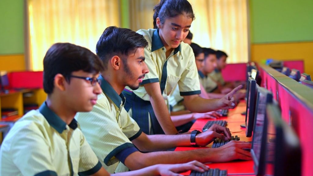 private school in ghaziabad-Technology